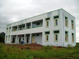 Redlawada School Building