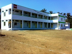 Rollakal School Building